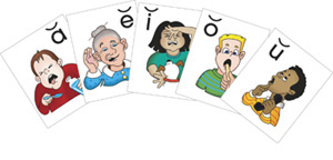Free Short Vowel Posters